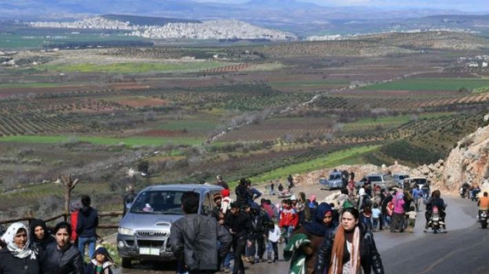 Civilians Afrin