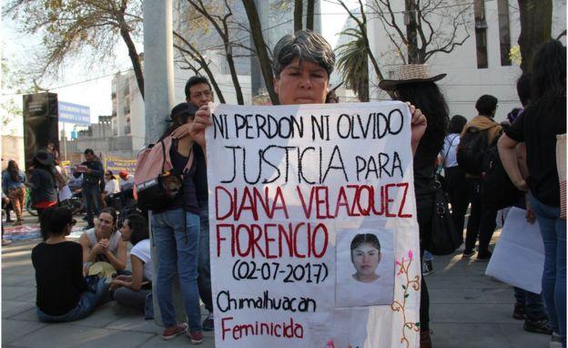 Marcha feminista.