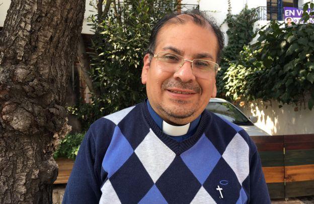 El padre Francisco Javier Ossa Figueroa también fue víctima de Karadima.