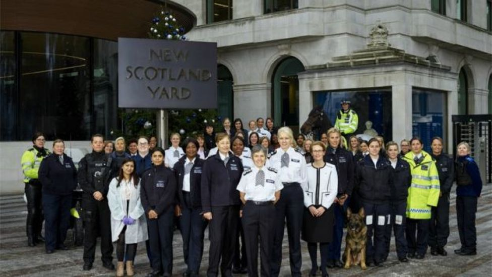 The Met Police