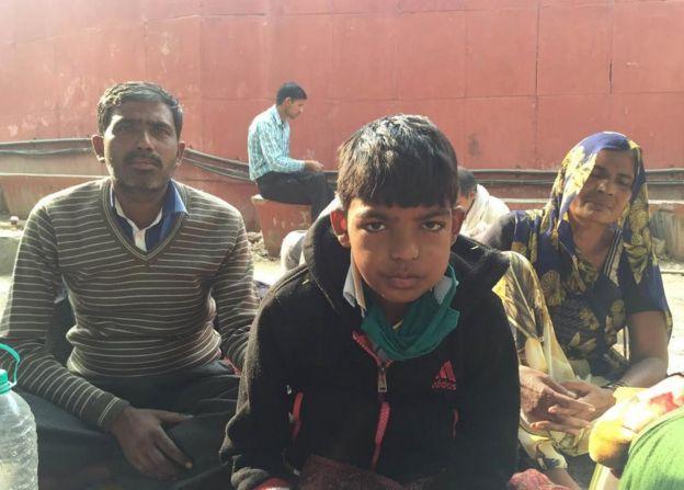 Mohit Kumar, 10, has blood cancer