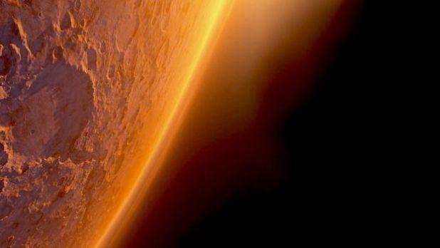 Mars Sanat Eseri