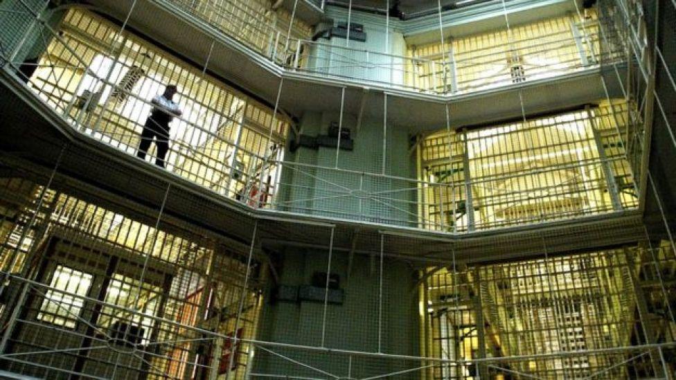 La prisión de Pentonville, en Londres.