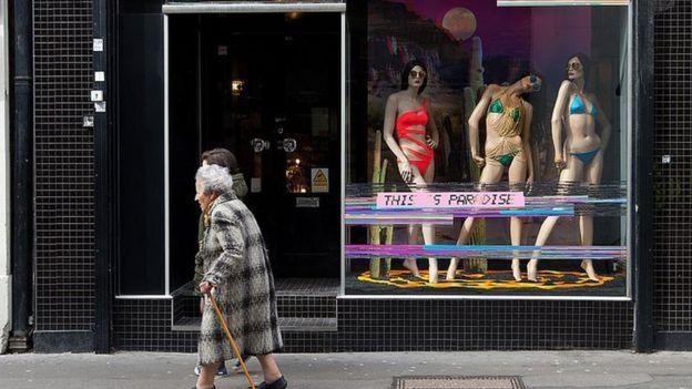 Loja de lingerie