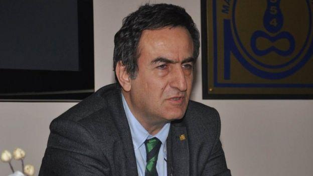 Makine Mühendisleri Odası Enerji Dairesi Başkanı Oğuz Türkyılmaz