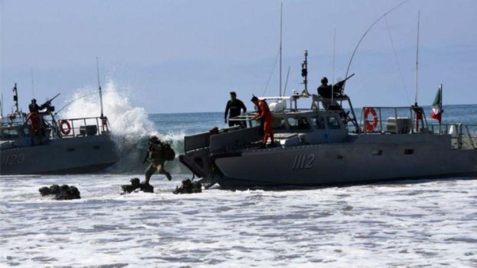 """El gobierno de EE.UU. """"confía en la Marina"""" de México, dicen especialistas. (Foto: Secretaría de Marina)"""