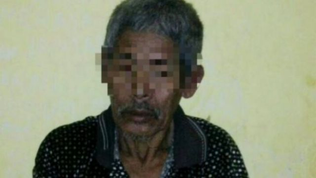 Homem indonésio