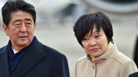 昭恵夫人は森友学園が開校を予定していた小学校の名誉校長を辞任し、不正への関与を否定した