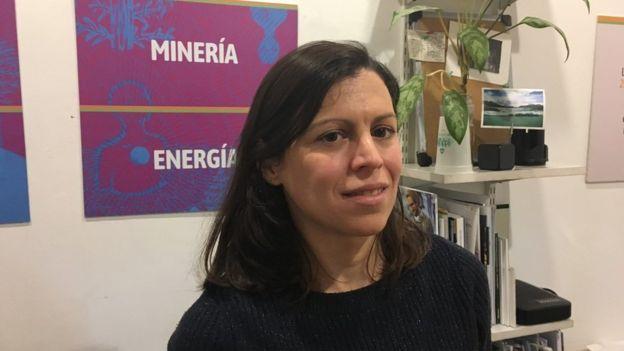 Pia Marchegiani, directora de Política Ambiental en la Fundación Ambiente y Recursos Naturales (FARN).