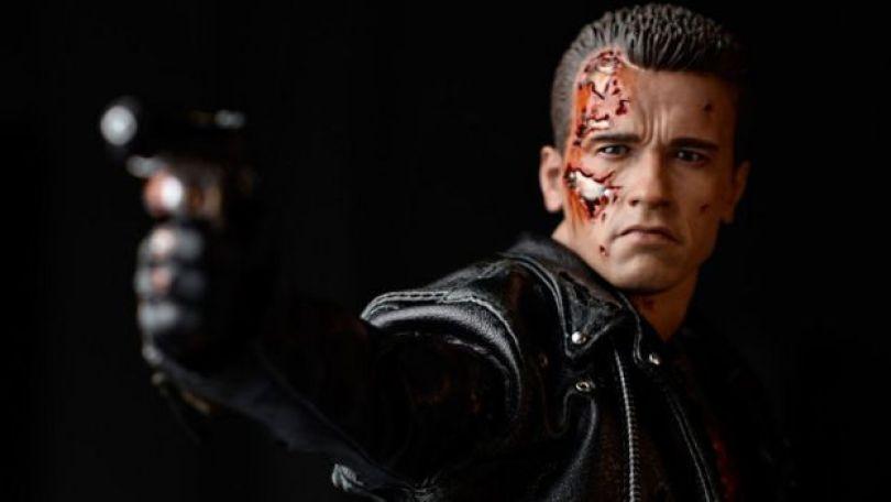 Schwarzenegger em 'O Exterminador do Futuro'