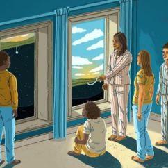 Kitchen Window Treatments Ideas Rooster Decor 剥夺睡眠可以治疗抑郁症吗 Bbc 英伦网 图片来源 Eva Bee Mosaic