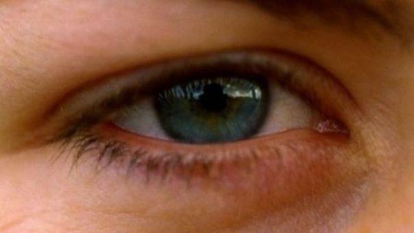Imagen de un ojo humano.