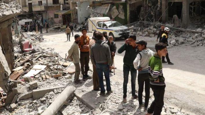 الهدنة الهشة في إدلب