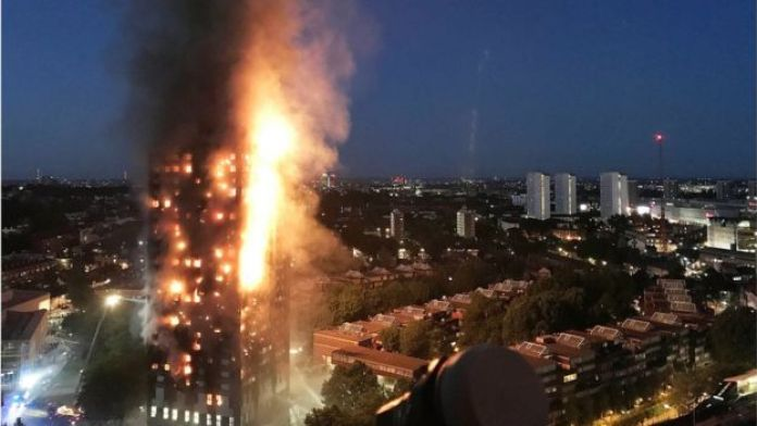 Incendio de la Torre Grenfell