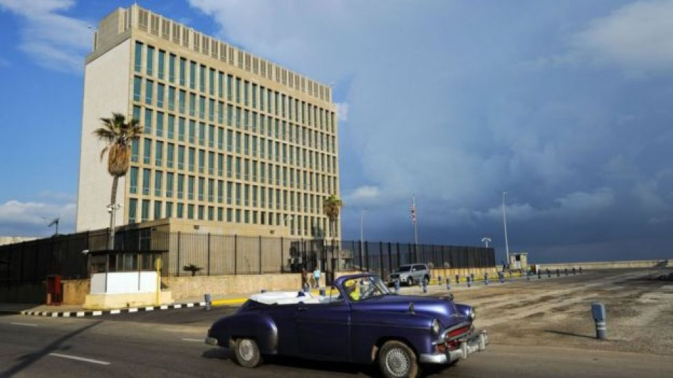 Embajada de EE.UU. en La Habana