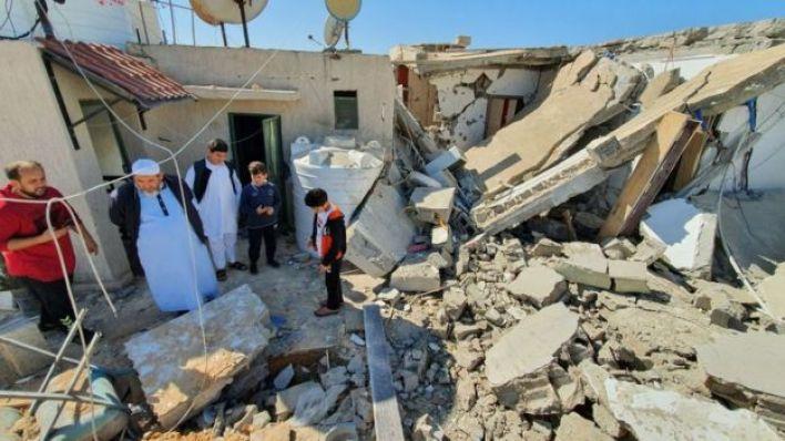 تعاني ليبيا دمارا هائلا بسبب الحرب الأهلية