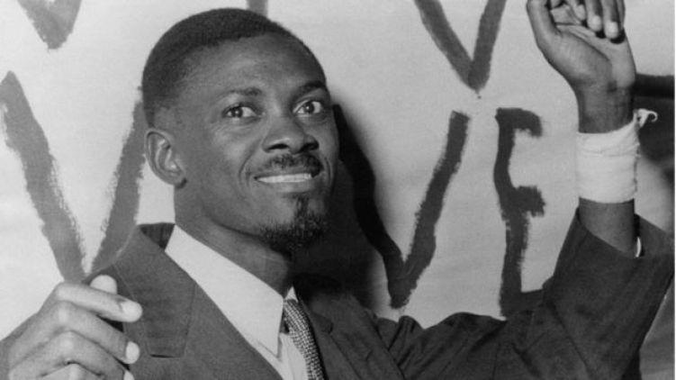 Patricio Lumumba.