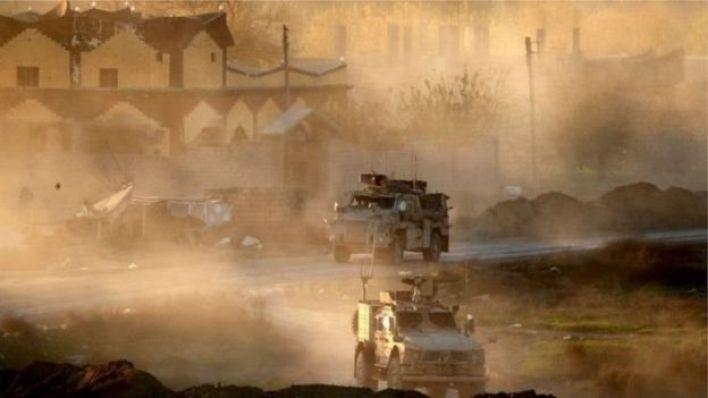 القوات الخاصة البريطانية تقوم بمهام في سوريا