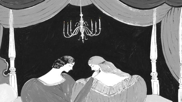 Ilustración de Anne y Mariana.