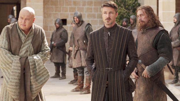 Male characters in season 1, episode 7