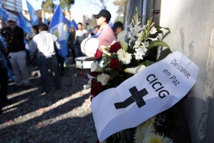 En Guatemala se han tenido lugar manifestaciones a favor y en contra de la presencia de la Cicig en el país.