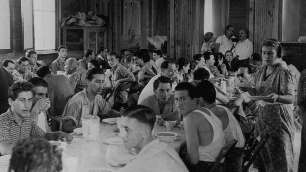 Refugiados judíos en Sosúa