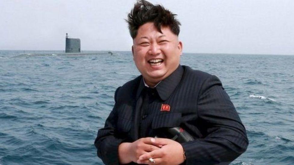 Rais Kim Jong un