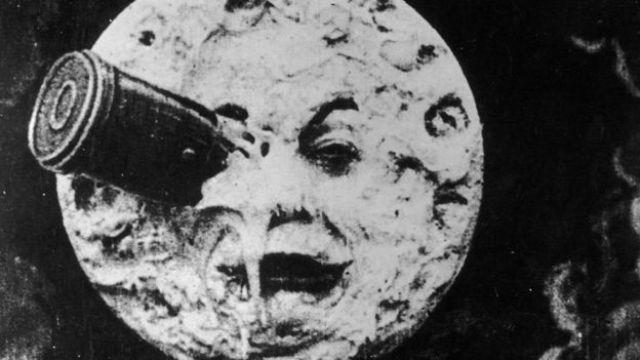 Luna de Georges Melies.