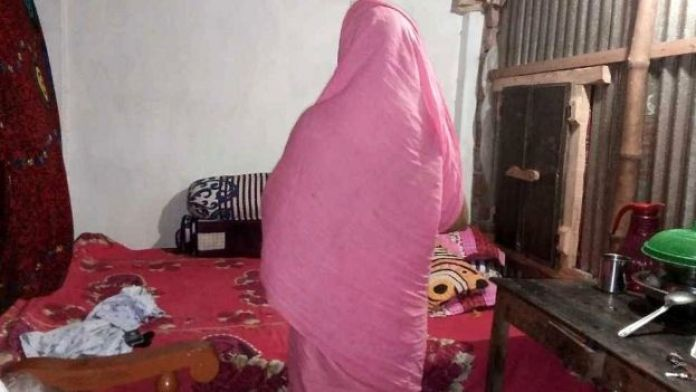 """""""Nazma"""" says even if the brothel were open, she would be scared to see clients in case they had the virus"""
