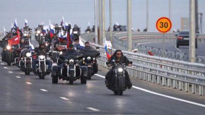 Los motociclistas
