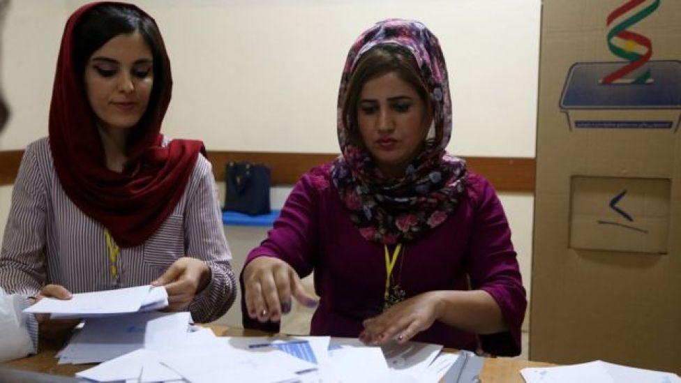 همهپرسی کردستان عراق