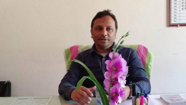 উখিয়ার স্বাস্থ্য কর্মকর্তা মেজবাহ উদ্দিন আহমেদ