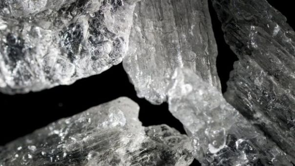 Metanfetamina cristal