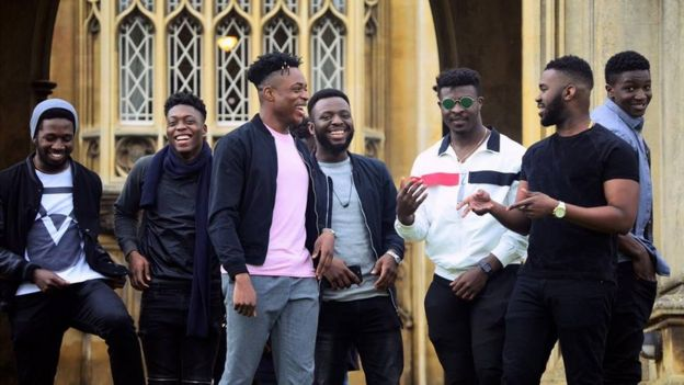 Image result for pics of black male students
