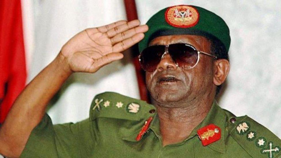 Janar Abacha ya daure Cif Obasanjo