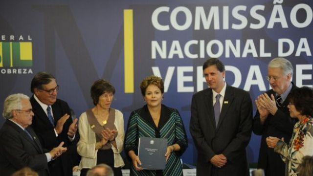 Cerimônia Comissão da Verdade