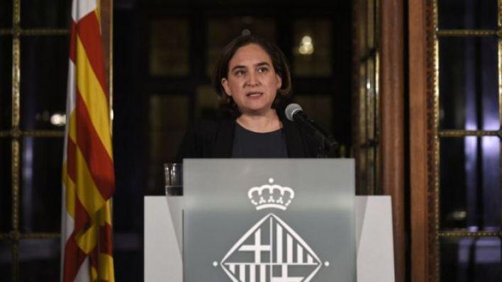 أدا كوالو عمدة برشلونة