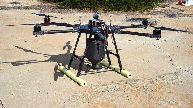Drone no solo