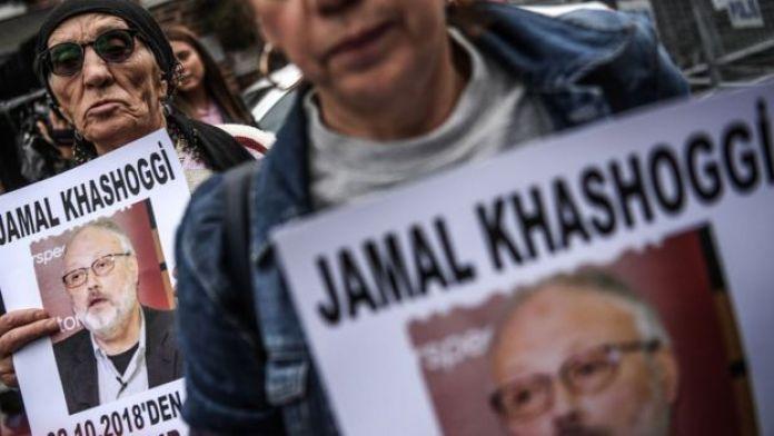 Turkey protest over Jamal Khashoggi