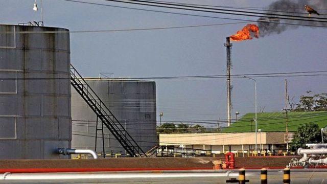 Petroleo en Venezuela.