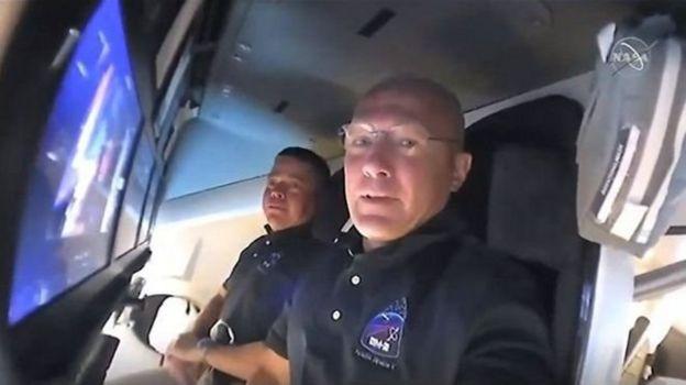 Bob Behnken ve Doug Hurley