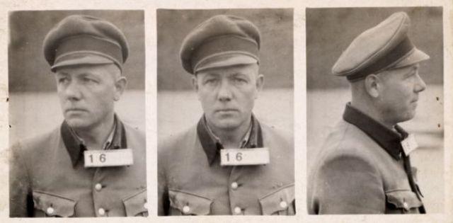 Comandante Karl Peter Berg