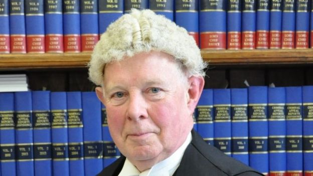 Lord Thomas, the Lord Chief Justice, presided over the three-day hearing