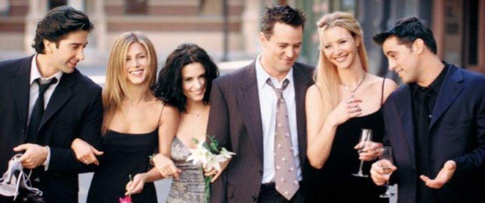 David Schwimmer, Jennifer Aniston, Courtney Cox, Matthew Perry, Lisa Kudrow, Matt LeBlanc
