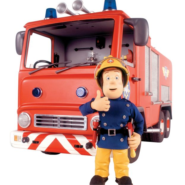 fireman sam at 30