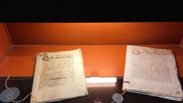 Documento del Tratado