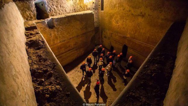 Những đường hầm bị lấp kín và lãng quên từ thập niên 1950