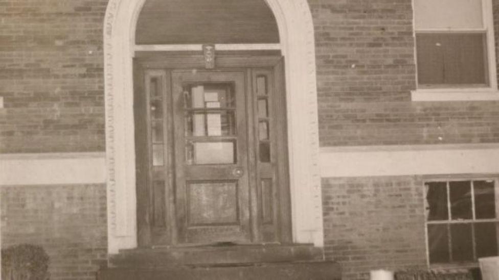 Edificio donde vivía Jane Britton en Cambridge.