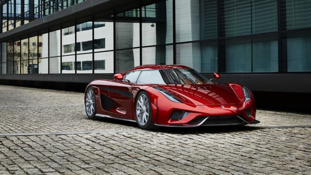 the fastest road car