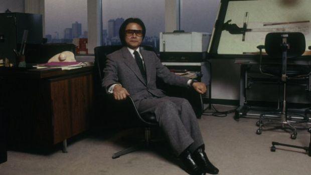 Kisho Kurokawa en 1988
